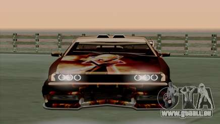 Travaux de peinture pour Yakuza Élégie pour GTA San Andreas