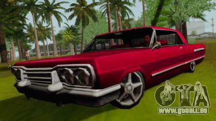 Savanna Coupe für GTA San Andreas