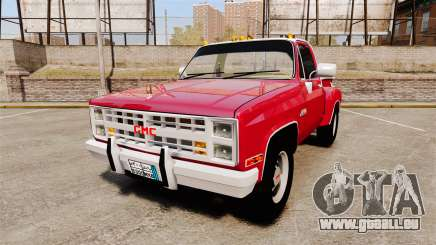 GMC 454 Pick-Up Up für GTA 4