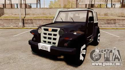 Troller T4 pour GTA 4