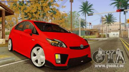 Toyota Prius Tunable für GTA San Andreas