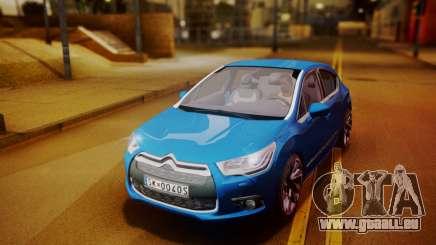 Citroen DS4 2012 für GTA San Andreas