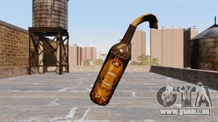 Le Cocktail Molotov De La Bière De Vecteur pour GTA 4