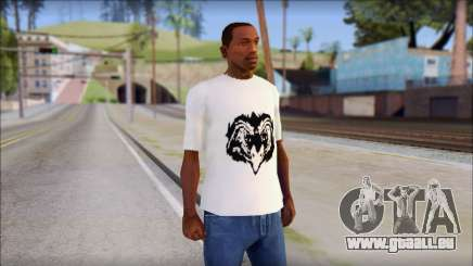 Free Bird T-Shirt für GTA San Andreas