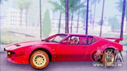 De Tomaso Pantera für GTA San Andreas