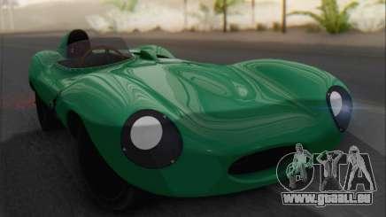 Jaguar D Type 1956 pour GTA San Andreas