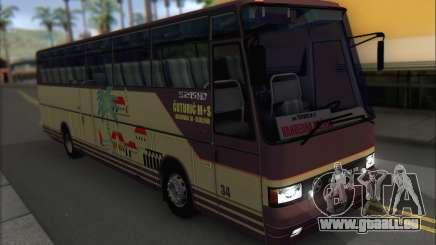 Setra S215 HD pour GTA San Andreas