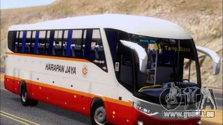 Marcopolo Paradiso 1200 Harapan Jaya pour GTA San Andreas