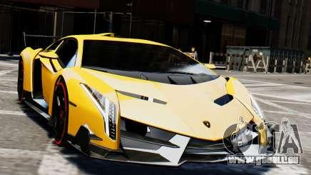 Lamborghini Veneno 2013 für GTA 4