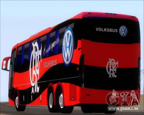 Busscar Elegance 360 C.R.F Flamengo für GTA San Andreas