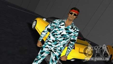 Camo Skin 10 für GTA Vice City dritte Screenshot