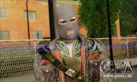 Arctic Avenger (Tactical Intervention) v1 pour GTA San Andreas troisième écran