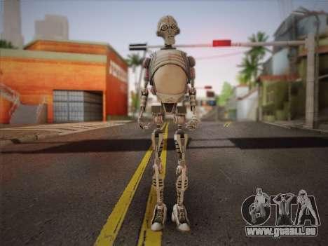 Kraang Robot für GTA San Andreas