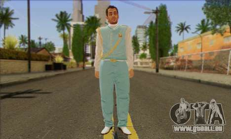 Cris Formage from GTA 5 pour GTA San Andreas