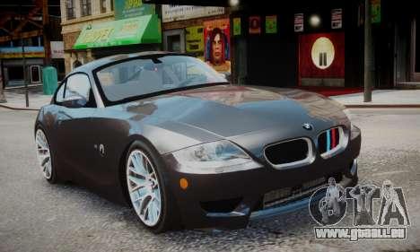 BMW Z4M für GTA 4