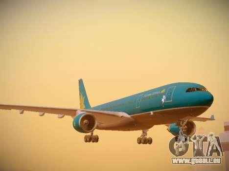 Airbus A330-200 Vietnam Airlines pour GTA San Andreas laissé vue