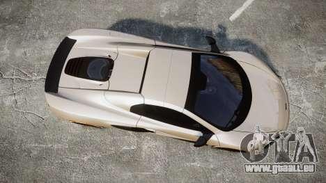 McLaren 650S Spider 2014 [EPM] Bridgestone v1 für GTA 4 rechte Ansicht