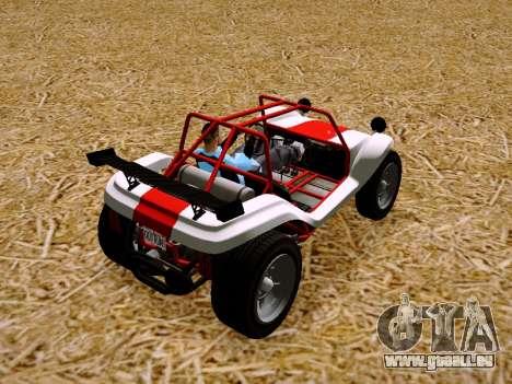 GTA 5 Bifta für GTA San Andreas linke Ansicht