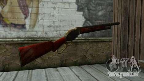 M1887 from PointBlank v3 für GTA San Andreas zweiten Screenshot