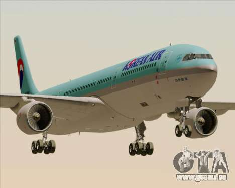 Airbus A330-300 Korean Air für GTA San Andreas