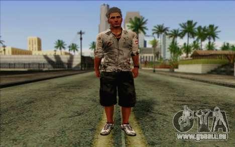 Keith Ramsey v2 pour GTA San Andreas