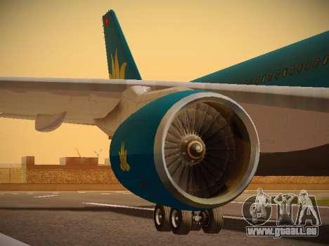 Airbus A330-200 Vietnam Airlines für GTA San Andreas