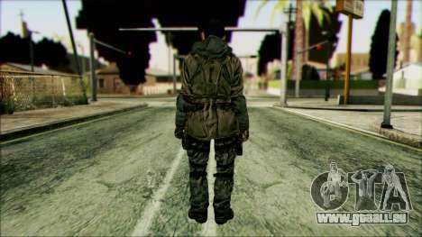 Kämpfer (PLA) v2 für GTA San Andreas zweiten Screenshot