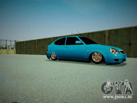 Lada Priora Coupe für GTA San Andreas linke Ansicht