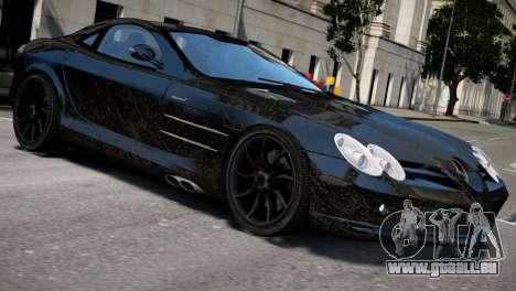 Mercedes SLR McLaren pour GTA 4