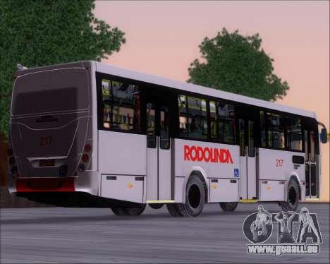 Marcopolo Torino G7 2007 - Volksbus 17-230 EOD pour GTA San Andreas vue de droite