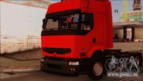 Renault Premium 420 für GTA San Andreas