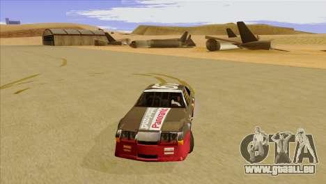 Bright ENB Series v0.1b By McSila pour GTA San Andreas deuxième écran