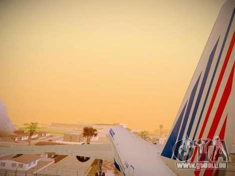 Boeing 777-212ER Transaero Airlines pour GTA San Andreas