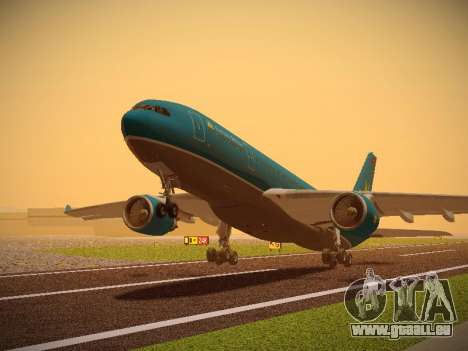 Airbus A330-200 Vietnam Airlines pour GTA San Andreas
