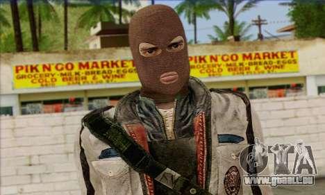 Arctic Avenger (Tactical Intervention) v2 für GTA San Andreas dritten Screenshot