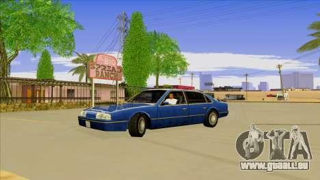 Bright ENB Series v0.1b By McSila für GTA San Andreas dritten Screenshot