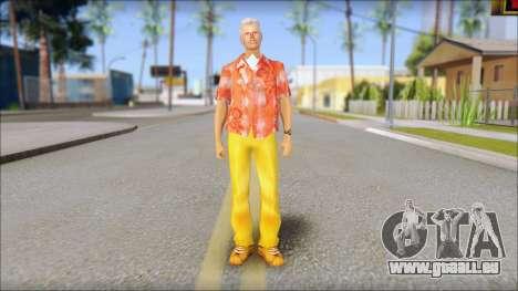 Doc with No Glasses 2015 für GTA San Andreas