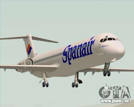 McDonnell Douglas MD-82 Spanair pour GTA San Andreas