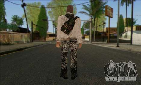 Arctic Avenger (Tactical Intervention) v2 für GTA San Andreas zweiten Screenshot