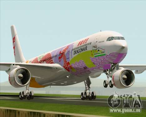 Airbus A330-300 Dragonair (20th Year Livery) pour GTA San Andreas