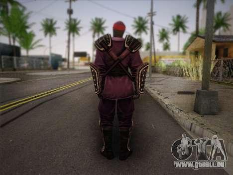 Foot Soldier Elite v2 für GTA San Andreas zweiten Screenshot