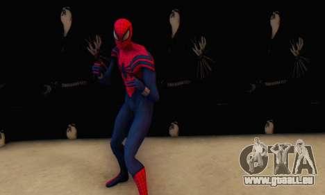 Skin The Amazing Spider Man 2 - Suit Ben Reily pour GTA San Andreas