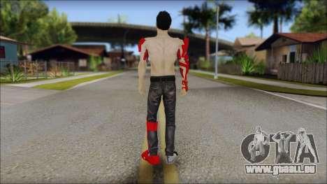 Stark Meshmod pour GTA San Andreas deuxième écran