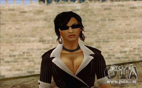 Candy from Batman Arkham Origins für GTA San Andreas dritten Screenshot