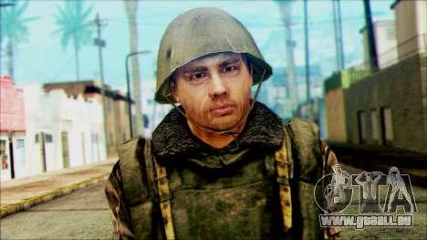 Soldat SA (WIC) für GTA San Andreas dritten Screenshot