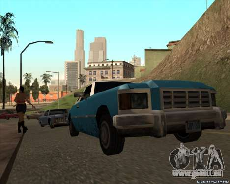 Idaho für GTA San Andreas
