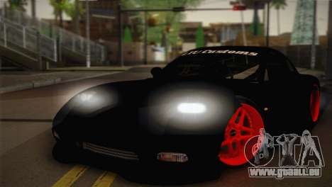 Mazda RX-7 Drift pour GTA San Andreas