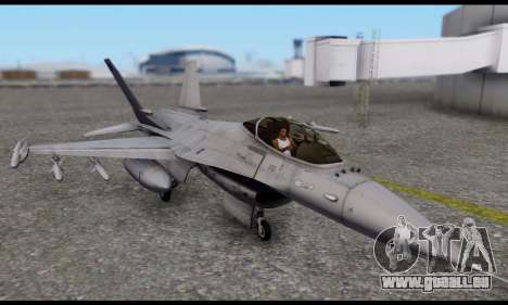 P-996 Lazer from GTA 5 pour GTA San Andreas