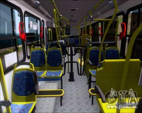 Marcopolo Torino G7 2007 - Volksbus 17-230 EOD pour GTA San Andreas vue de côté