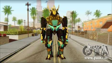 Дрифт (Transformers: Rise of the Dark Spark) pour GTA San Andreas